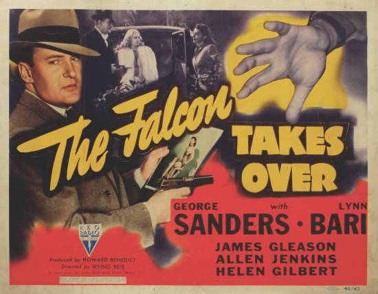 This 1942 entry in the Falcon series was the first attempt to bring Farewell ...