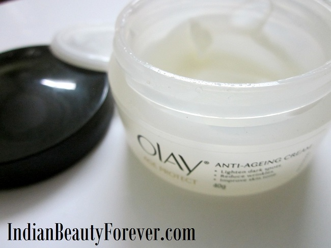 Olay Age protect Anti Aging cream Review, price