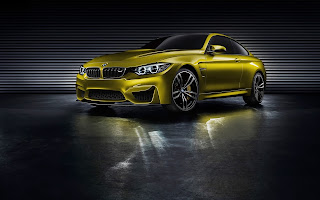 BMW M4 Coupe HD Wallpapers