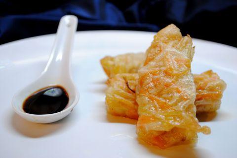 Spring rolls involtini primavera for Cena cinese
