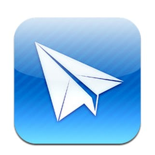 Sparrow for iphone iphone4s iphone5 mac download free active mail mailer mailor メーラー オススメ