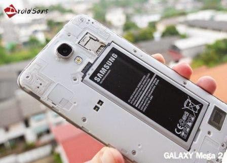 Samsung Galaxy Mega 2 sudah beredar di negara Malaysia dan Vietnam