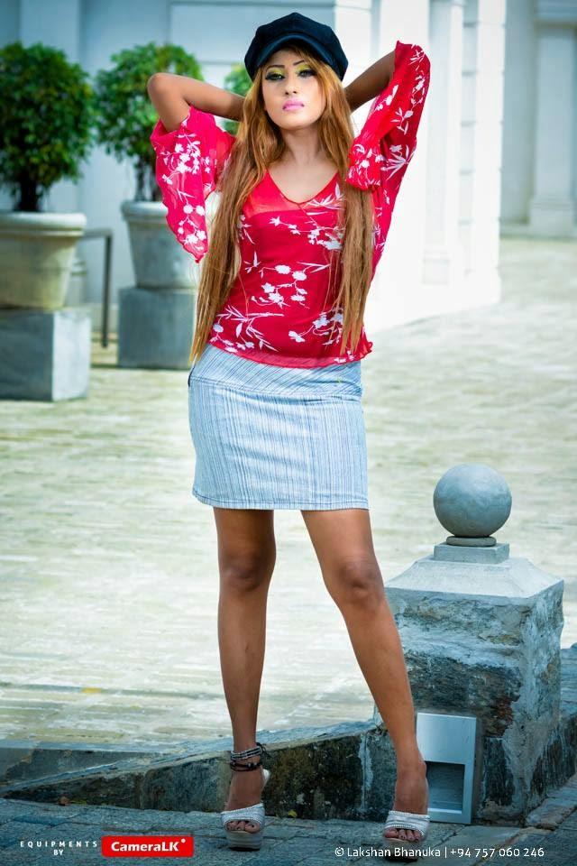 Fallon Michelle miniskirt