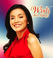 Wish Ko Lang is the first wish-granting show on Philippine television. Its pilot episode was broadcast in July 2002, hosted by Bernadette Sembrano. She was later replaced by Vicky Morales...
