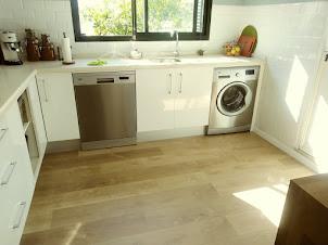 suelo en cocina en aznalcazar