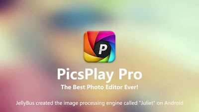PicsPlay Pro - FX Photo Editor .Apk 2.7 Android [Full] [Gratis]