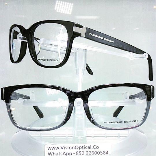 Porsche Design Asian-fit眼鏡