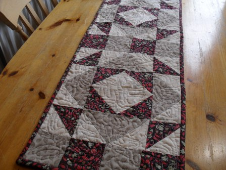 runner free modern Patterns: Table To  Quilt   Quilt Quilt  Quilted Blocks Runner  table patterns Simple