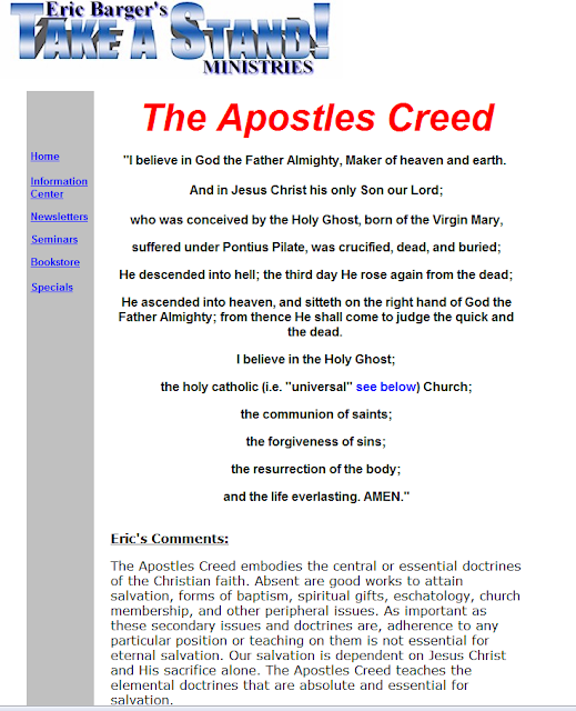 the nicene creed analysis essay The nicene creed is the creed or profession of faith that was adopted in the city of nicaea by the first ecumenical council, which met there in the year 325.