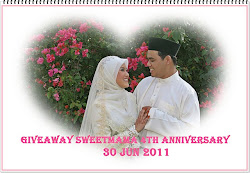 """Giveaway Sweet Mama 4th Anniversary"""