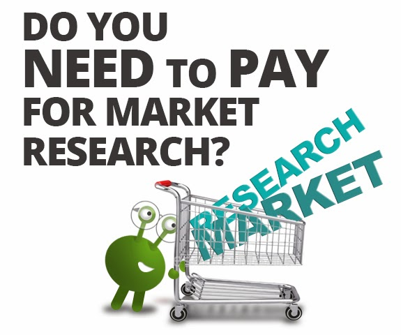 need for market research Conducting market research you may no subscription fee is required, and you pay only for the parts of the report you need with its buy by the section feature.