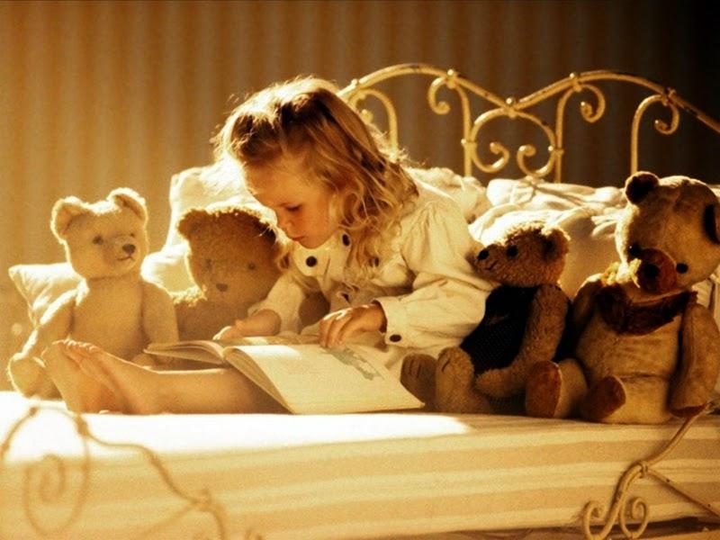 dlaczego warto brać przykład z dzieci?, dzieciństwo, beztroska