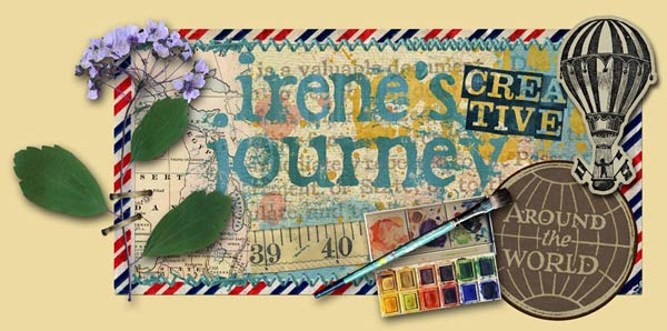 Irene's Art Journal Caravan
