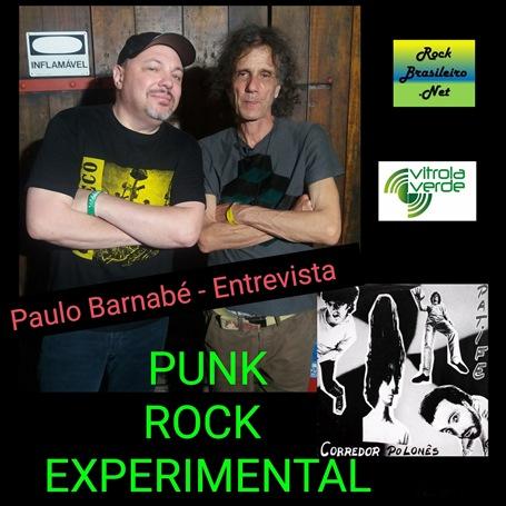 Paulo Barnabé - Entrevista