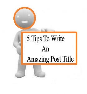How to write great blog titles