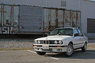 BMW E30 318i (M40)
