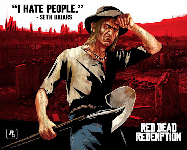 #23 Red Dead Redemption Wallpaper
