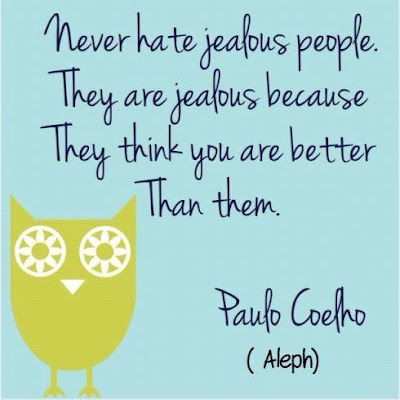 Quotes And Musings | Jealous People