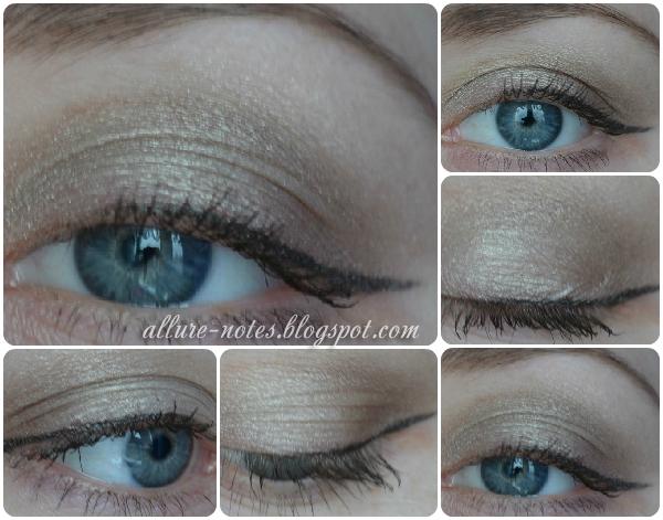 дневной макияж с тенями мери кей