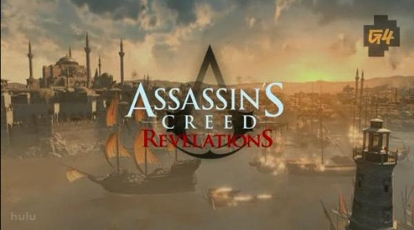Клип Assassin's Creed: Revelations - Multiplayer Trailer смотреть онла