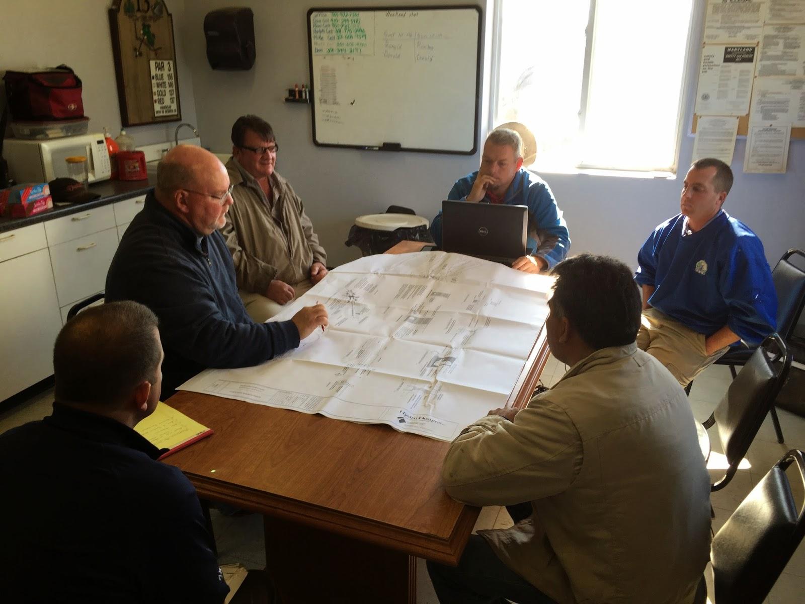 Poolesville Golf Course Irrigation Renovation Project: Pre ...