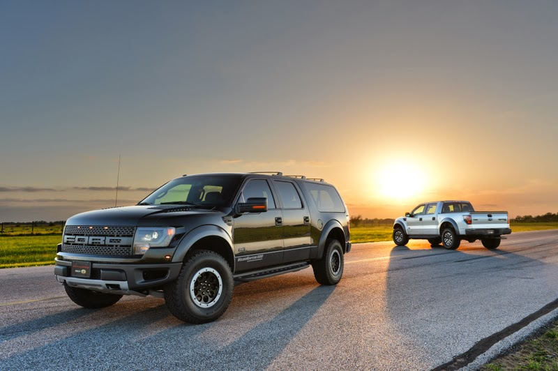 ... 600 Supercharged SUV Based on Ford F-150 SVT Raptor | SUPERCARS SHOW