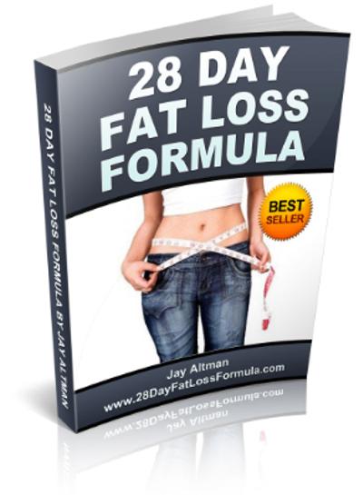 28 day fat loss formula