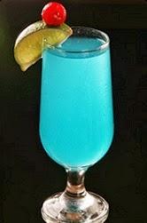 Curaçao Blue