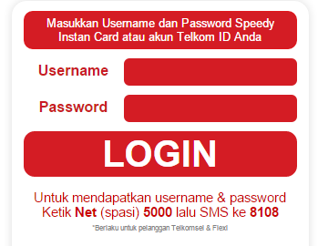 Login Jaringan Wifi.id