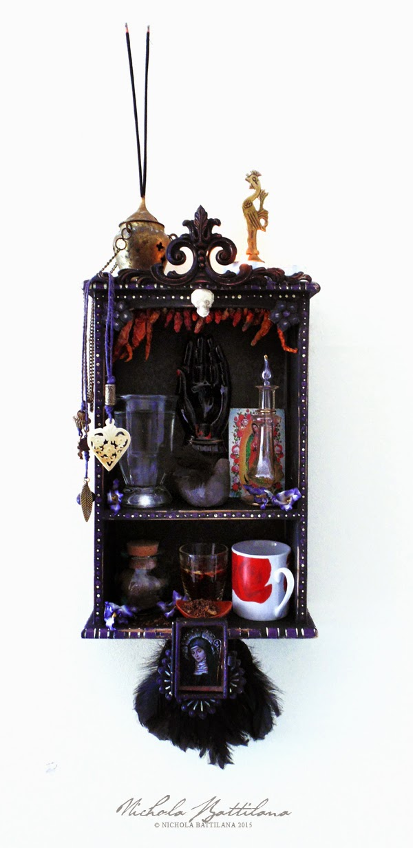 A shrine for Maman Brigitte - Nichola Battilana
