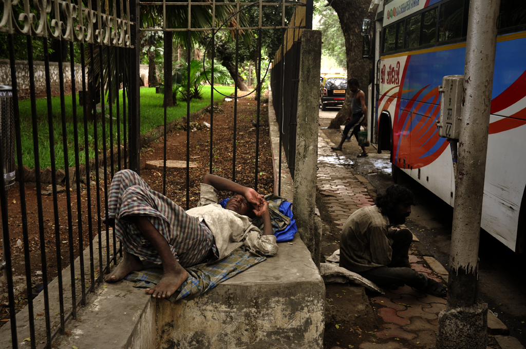 This is an India picture from Mumbai in India.