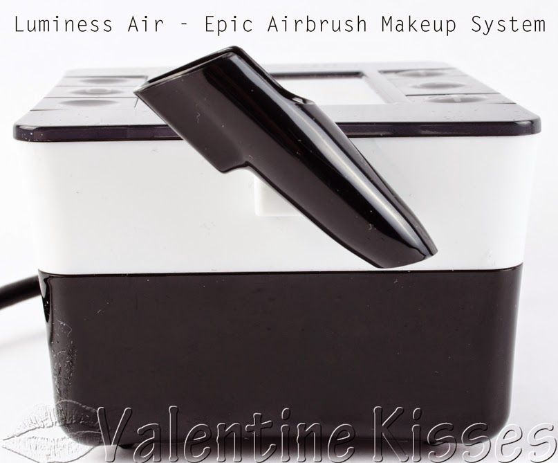 ... by Luminess Air - Airbrush Makeup System - review, before u0026 after pics