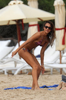 Jessica+Alba+with+Nicole+Richie+ ++Purple+Bikini+ +St+Barts+ +05.04.2013+ +156hq+58 Jessica Alba with Nicole Richie in Purple Bikini Candids in St Barts