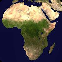 Continente de África