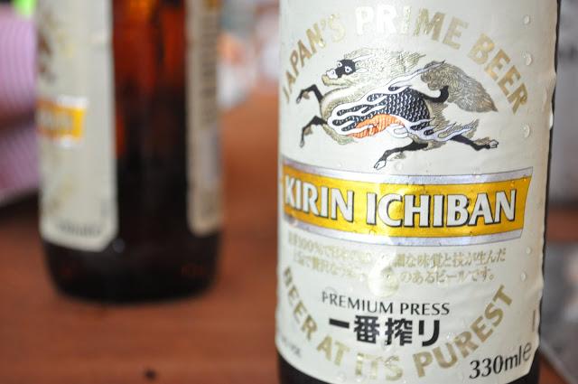 Kirin+Ichiban+Yutai+Kushiage+London+pop+up+restaurant+beer