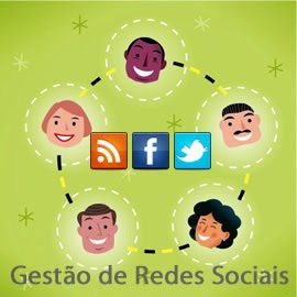 Gestão em Rede Social e Blog (Facebook e Blogspot)