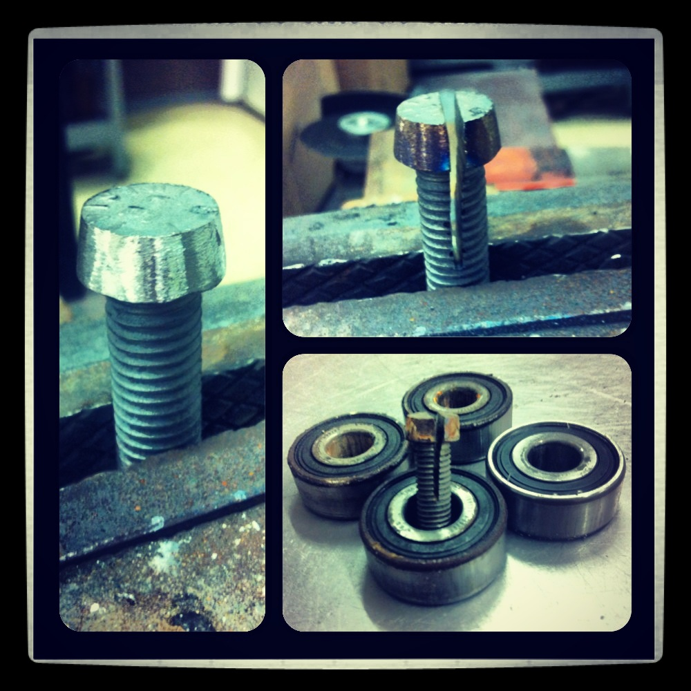 Bearing Puller Bp 61 : Tail end customs workin on the sporty cheap bearing puller