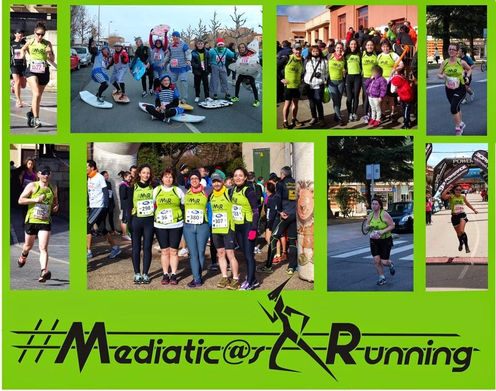 mediatic@s Running