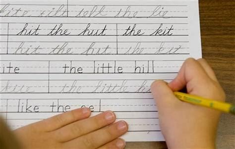 Teaching Handwriting Skills