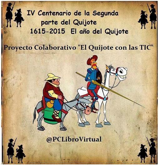 Proyecto 2015 El Quijote con las Tic