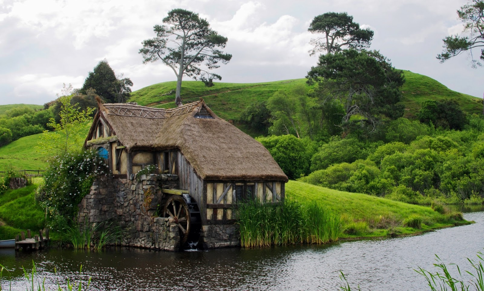 Matamata New Zealand  city photos gallery : ... Matamata Hobbiton,