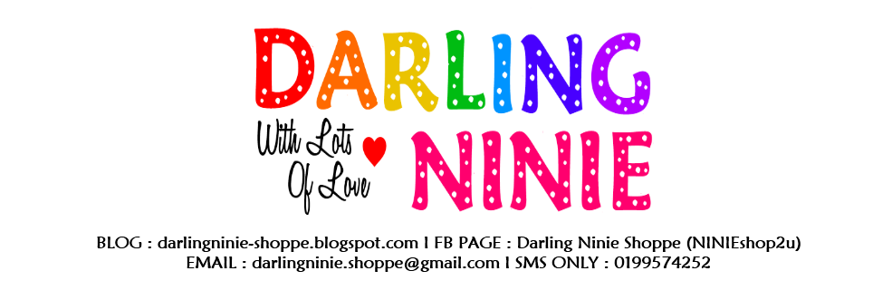 Darling Ninie Shoppe(CT0012551-T)