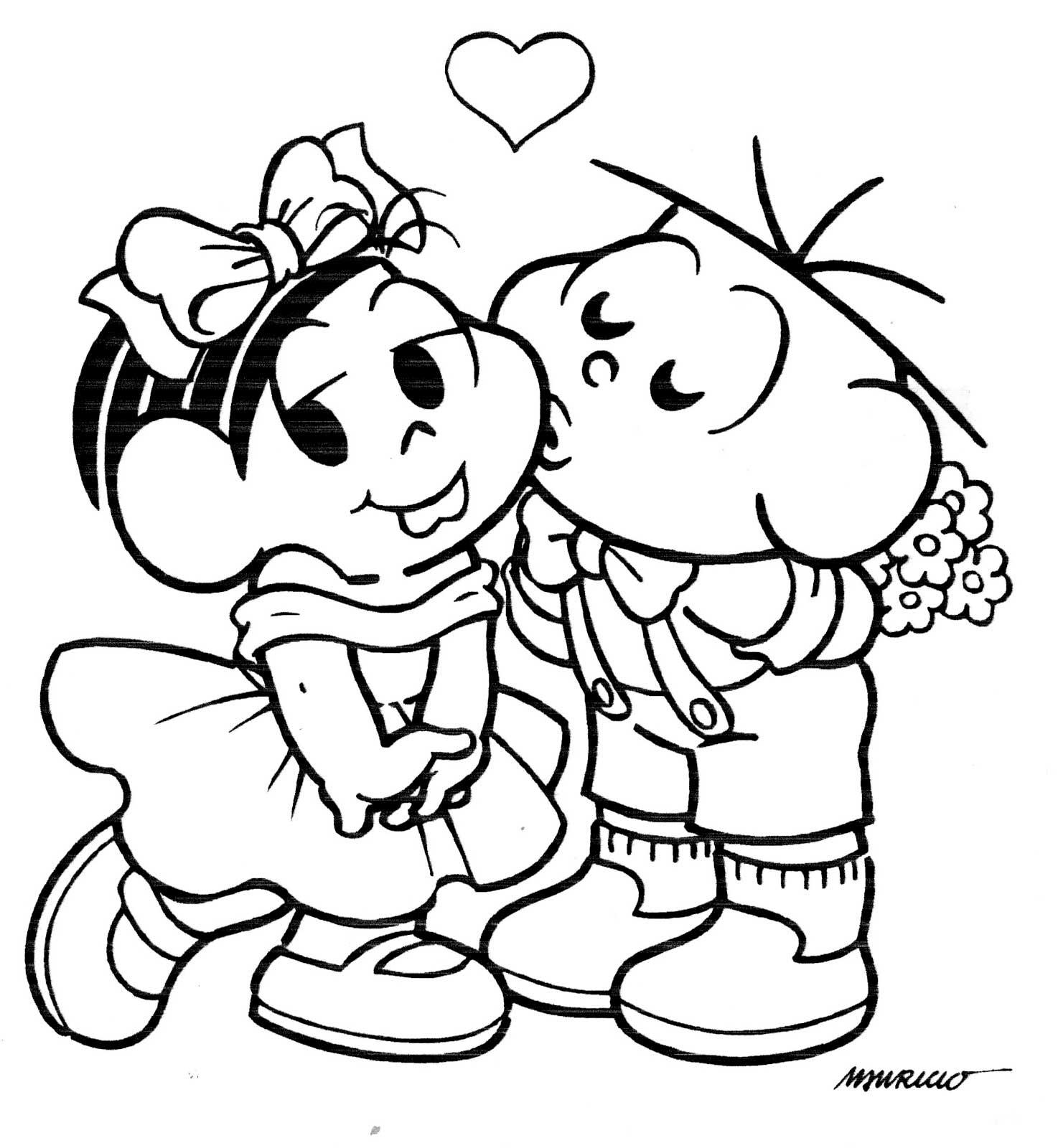 ... desenhos turma da monica quinta feira 21 de fevereiro de 2013