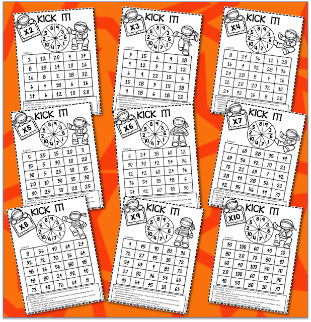 Games To Build Multiplication Fluency In The Classroom