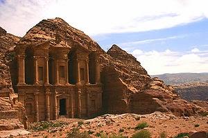 Tempat Wisata Dunia Petra Yordania