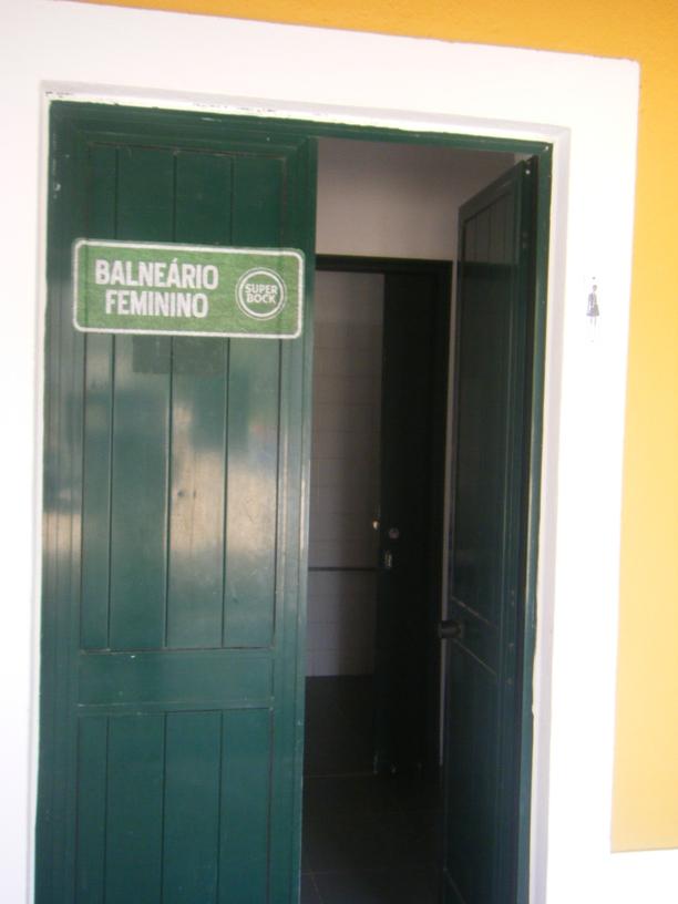 balneário femenino