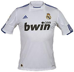 camiseta Real Madrid 2011