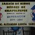 JARDIN DE NIÑOS HEROES DE CHAPULTEPEC CELEBRA GRADUACION DE LA GENERACION 2014-2015