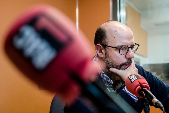 JORDI BASTÉ, UN RADIOFONISTA CONVENCIDO