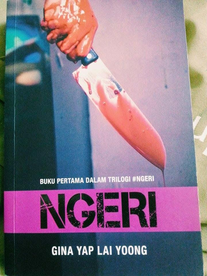 novel FIXI : NGERI - Gina Yap Lai Yoong